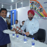 Care Giver welcomes CSR Partner HPCL Official